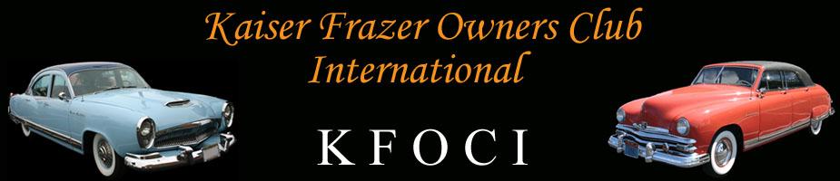 Kaiser Frazer Owners Club International